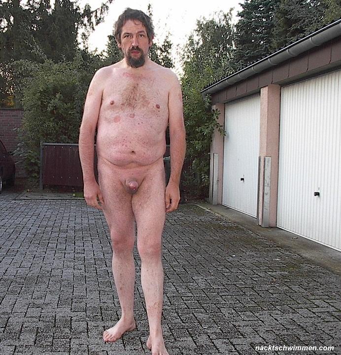 nackt manner nackt im freien