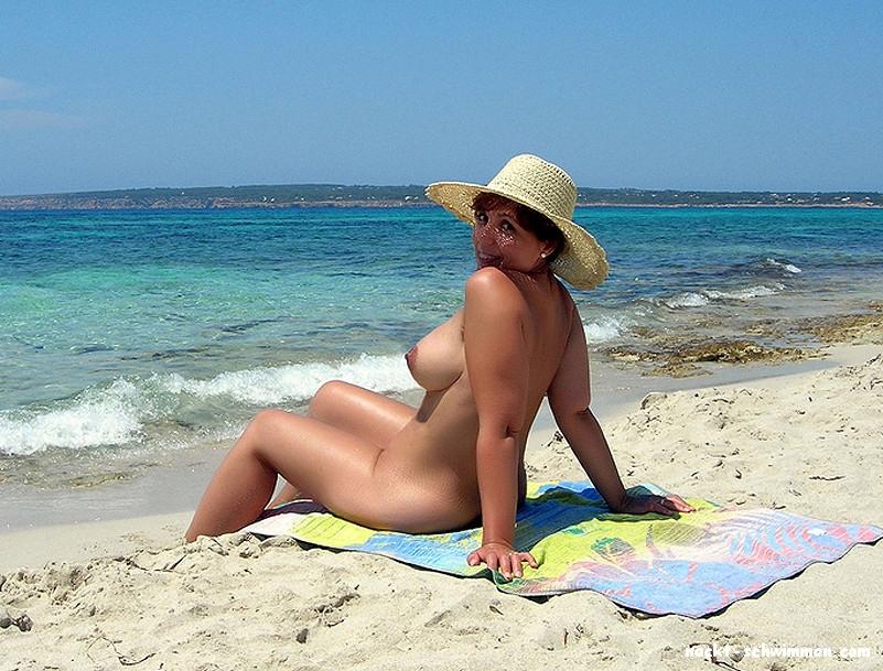 Nacktbilder Vom Strand