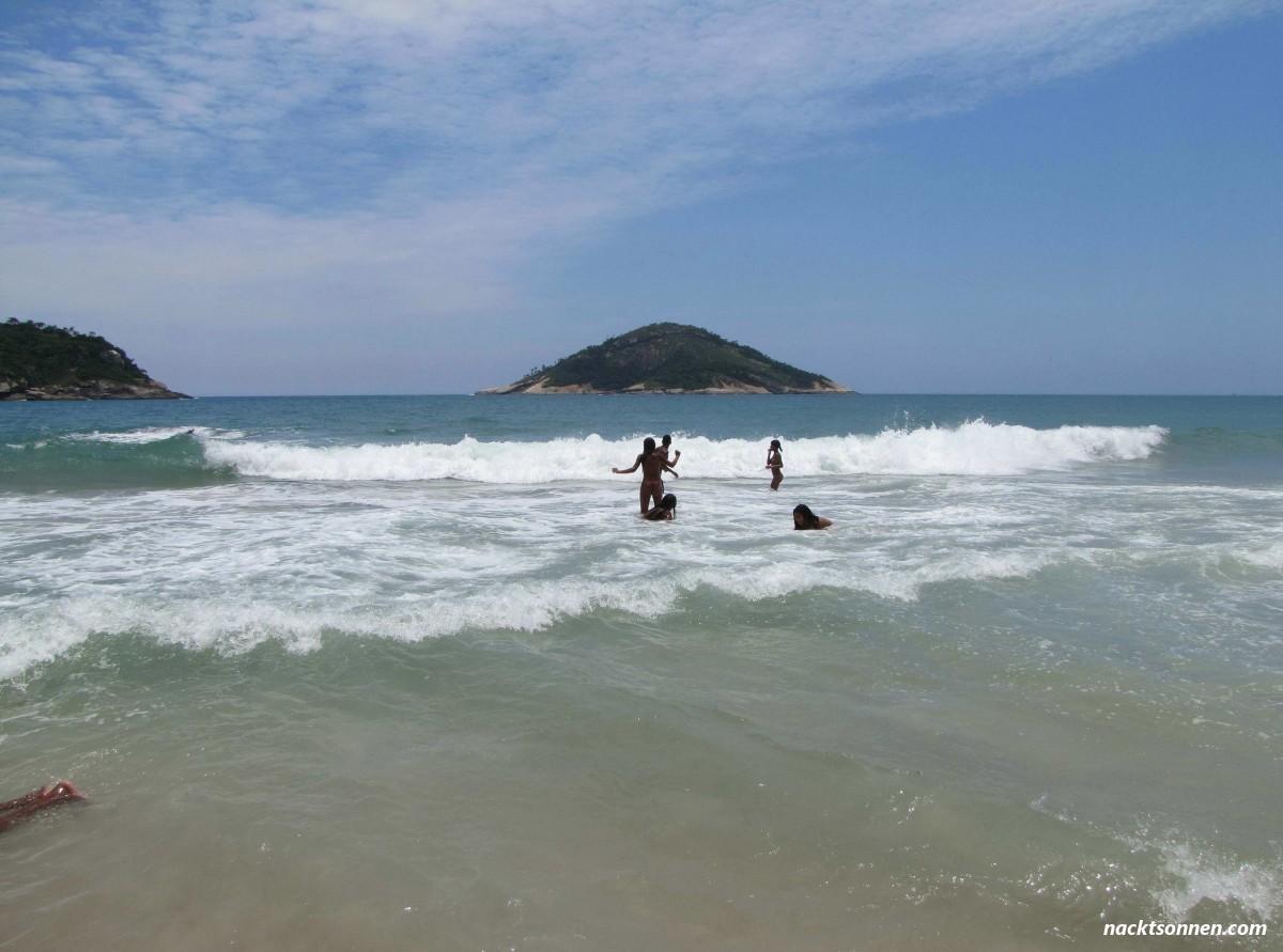 FKK Urlaub in Brasilien - FKK Bilder und Fotos