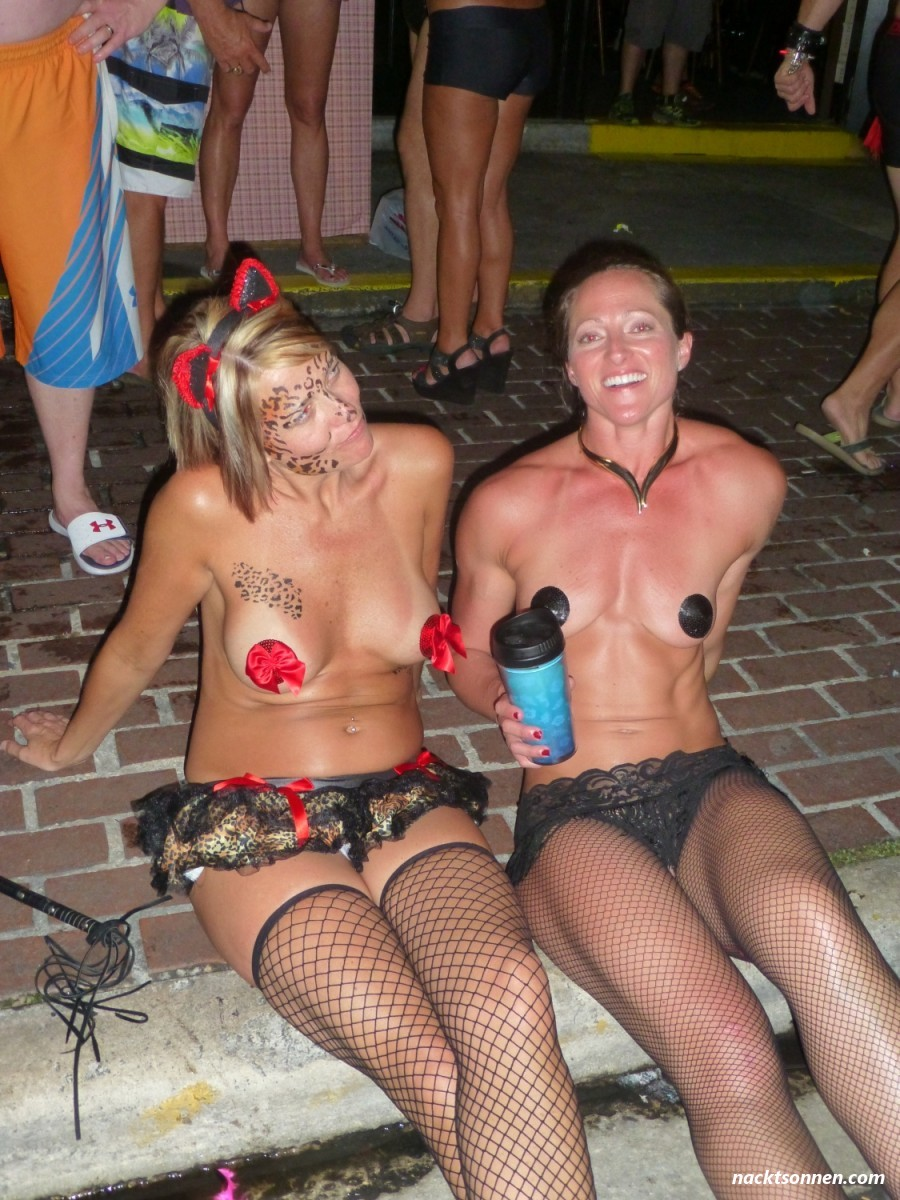 Clothing optional guide to the florida keys, key west and the other keys too