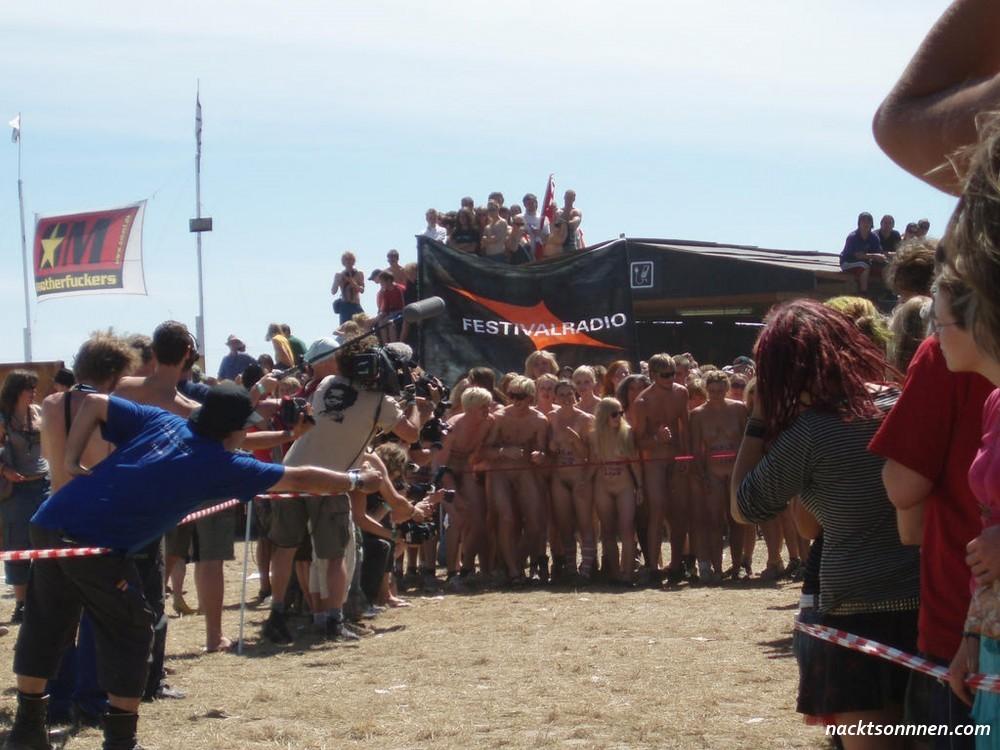 Roskilde Festival Run - FKK Bilder und Fotos