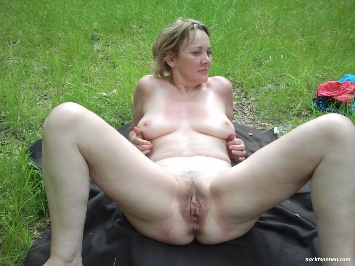 Deutsche Frau Nackt
