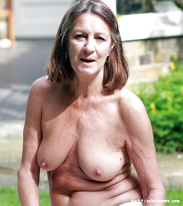 Oma nackt meine Oma Und