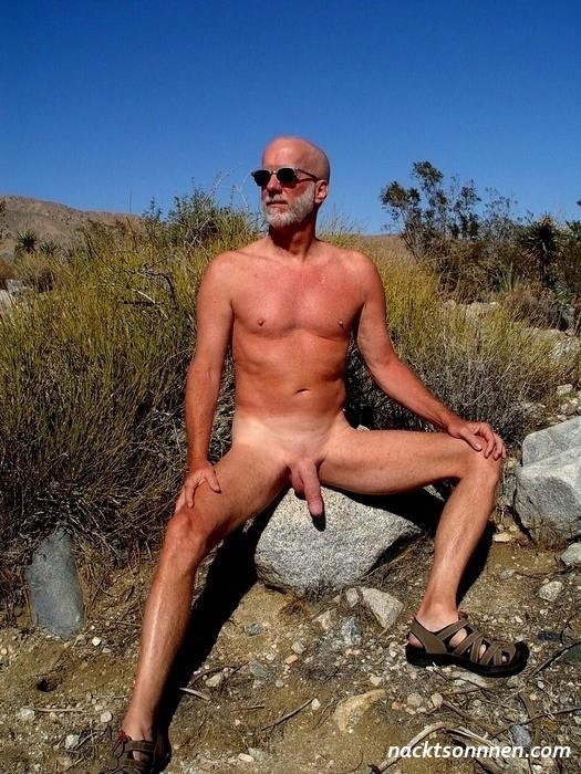Nackt fkk männer Sexualforscher über