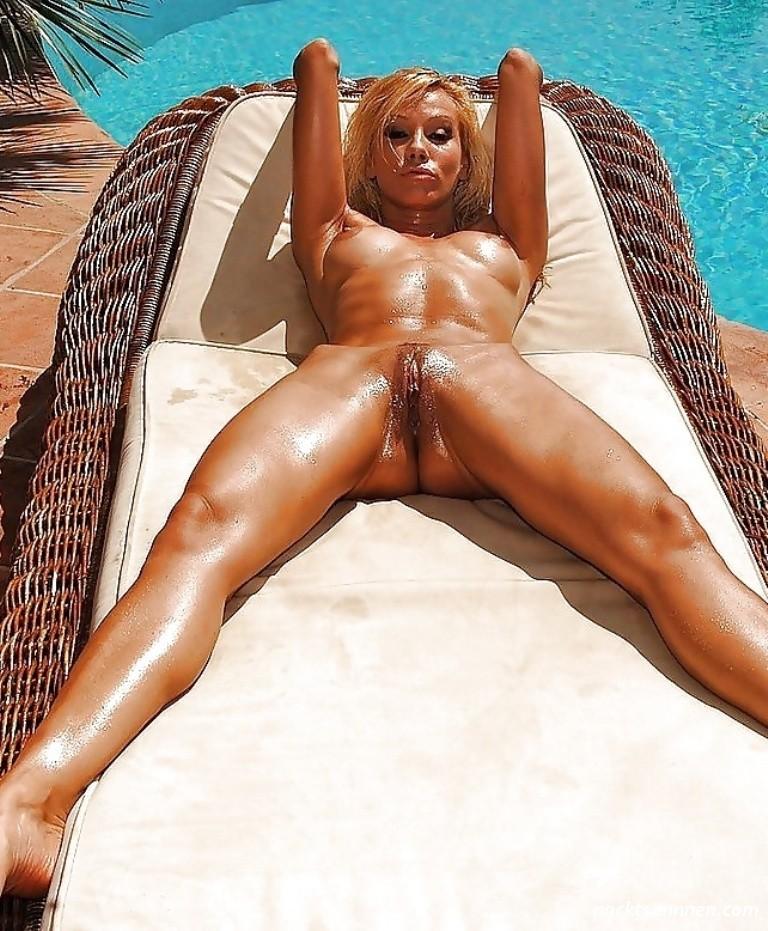 Sonne Nackt
